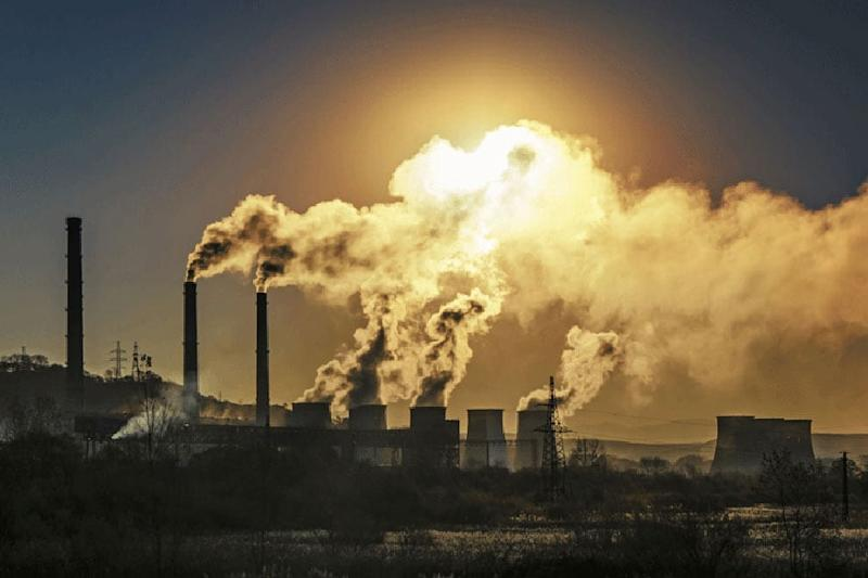 China Greenhouse Gas Emissions Soar 50% Percent During 2005-2014: Report