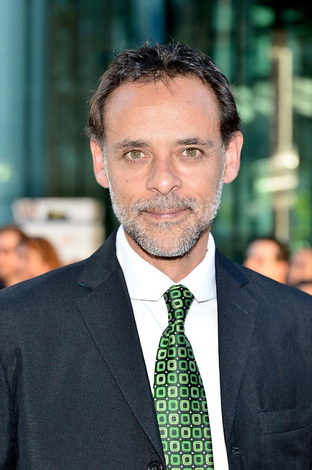 """TORONTO, ON - SEPTEMBER 11:  Actor Alexander Siddig arrives at the """"Inescapable"""" Premiere during the 2012 Toronto International Film Festival at Roy Thomson Hall on September 11, 2012 in Toronto, Canada.  (Photo by Alberto E. Rodriguez/Getty Images)"""
