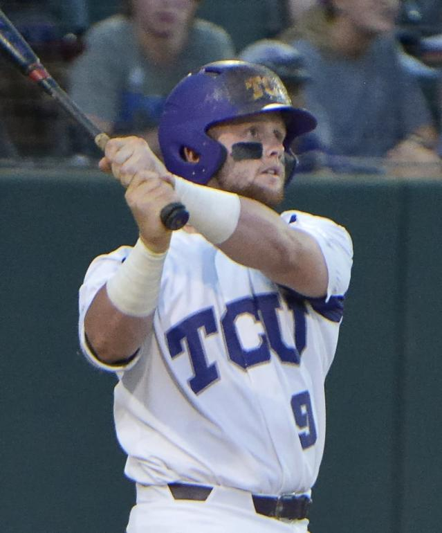 <p><strong>51. TCU</strong><br>Top 2017-18 sport: rifle. Trajectory: Steady. The Horned Frogs should thank the rifle team for propping up the rest of the department, though football and men's tennis were pretty good as well. There are plenty of areas for improvement. </p>
