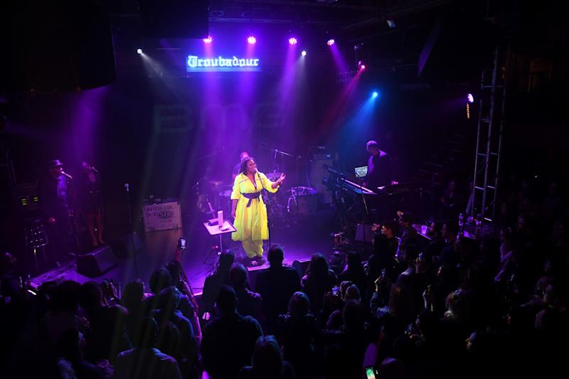 India.Arie at the Troubadour