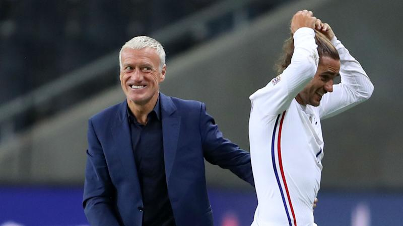 Deschamps: No excuses, France can do better after struggling with system