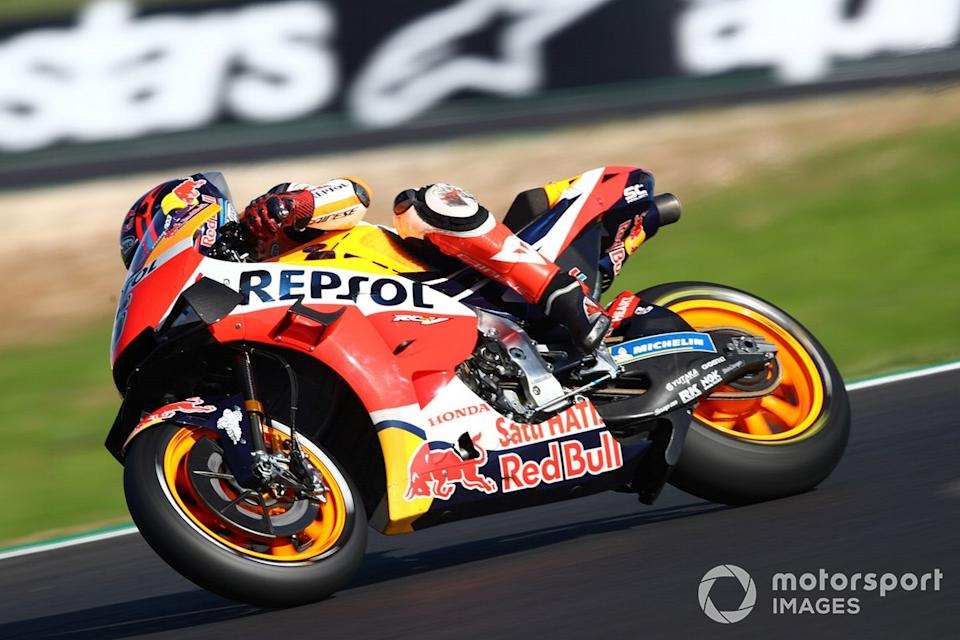 "P6 Stefan Bradl, Repsol Honda Team<span class=""copyright"">Gold and Goose / Motorsport Images</span>"