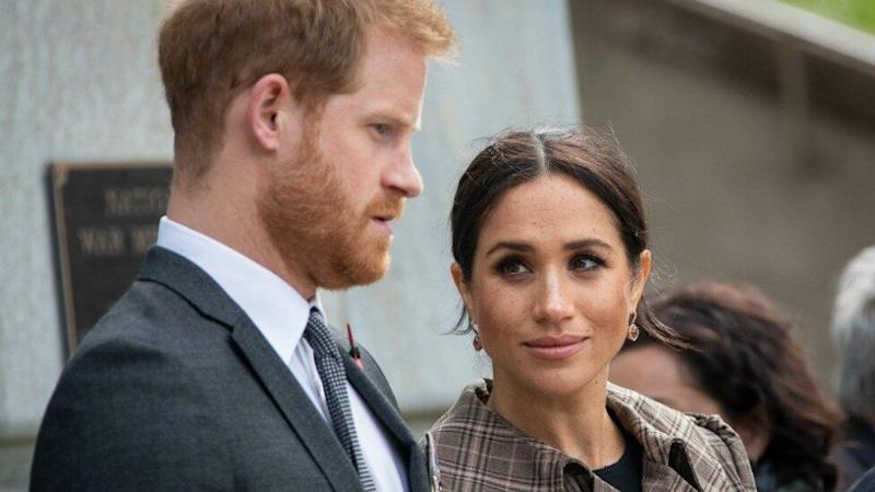 Baby sussex Meghan and Harry