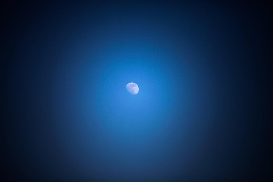 """<p>We get a blue moon this year, and it takes place on Aug. 22! The blue moon refers to the second full moon in one month, and it's pretty rare (hence the phrase """"once in a blue moon""""). While the moon won't be blue in color, it is fun to have an extra full moon to look forward to.</p>"""