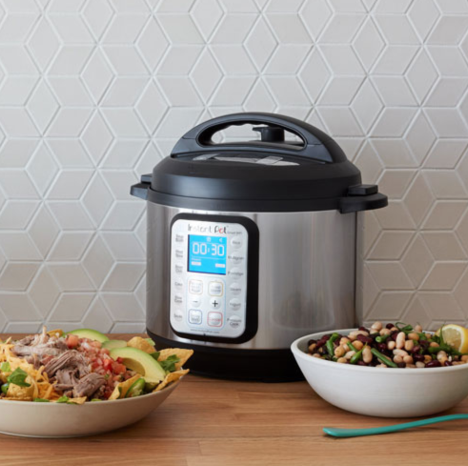 Instant Pot Smart Wi-Fi Pressure Cooker (Photo via Best Buy)