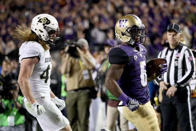 Will Colorado make a repeat appearance in the Pac-12 title game? (Getty)