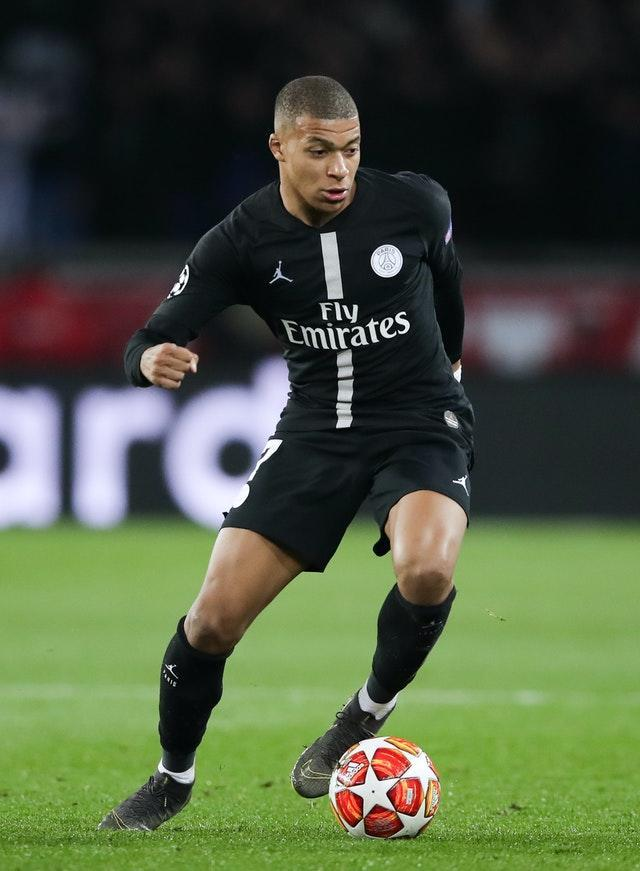 Kylian Mbappe scored twice as PSG beat Nimes 4-0 on Friday