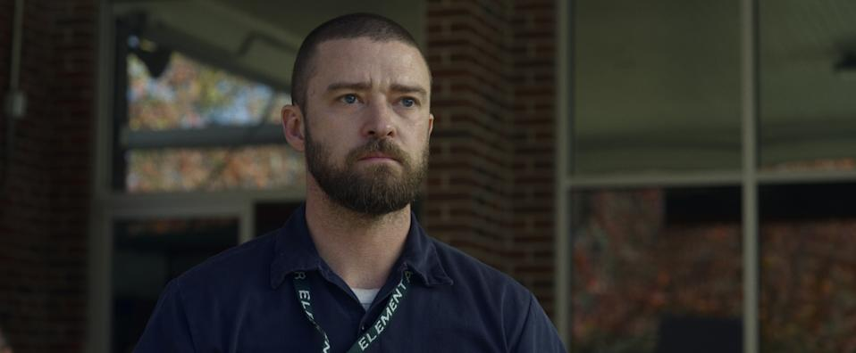 Justin Timberlake stars in the new AppleTV+ drama 'Palmer' (Photo: AppleTV+)