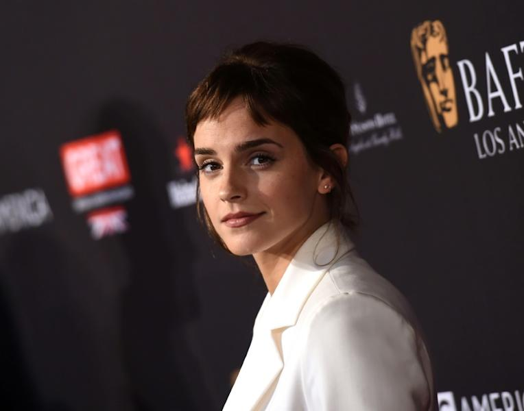 Actress Emma Watson has made a £1 million donation to launch a new British fund to help women facing harassement and abuse at work