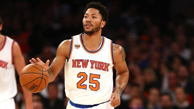 Derrick Rose's torn meniscus could affect his prospects in free agency in the off-season.