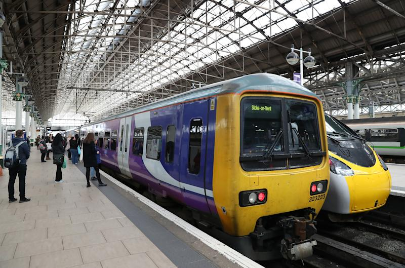 Government suspends rail franchise agreements as demand falls amid coronavirus crisis