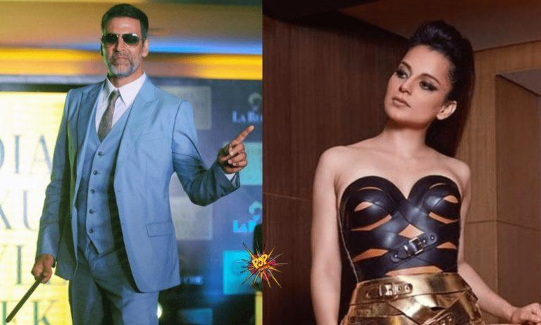 Akshay Kumar Taunts Kangana Ranaut With His Wit At The Mission Mangal Trailer Launch