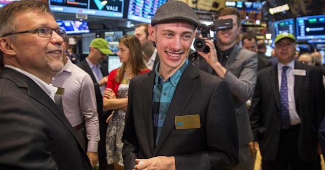 <p>No. 12 (tie): Shopify CEO Tobias Lutke<br>CEO approval rating: 93 per cent<br>(CNBC) </p>