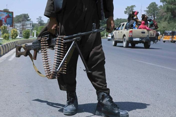 The Taliban captured Herat, Afghanistan's third-biggest city, without a fight