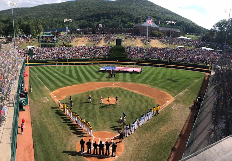 Hawaii shuts out South Korea to win Little League World Series