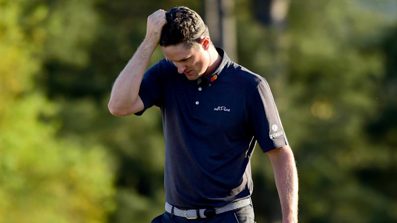 Masters 2017: Justin Rose sees silver lining after watching green jacket slip away