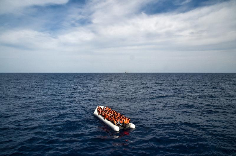 """EU's border control agency Frontex has accused donor-funded vessels of doing more harm than good by sailing off Libya and acting """"like taxis"""", and Italian prosecutors have suggested they may have links with traffickers -- a charge they have denied"""