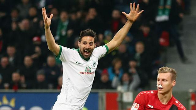 <p>The former Bayern Munich and Werder Bremen star has spent the best years of his career in Germany, and holds the record for the most goals scored by a foreigner in the division with 190 goals in 430 appearances. </p> <br><p>At 38 years of age, the Peruvian (who spent one season at Chelsea) is unlikely to be able to replicate those numbers in England should Crystal Palace take a punt on him, although he may be worth a shot given his pedigree and obvious class. </p>