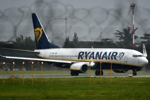German union calls for strike Friday by Ryanair pilots