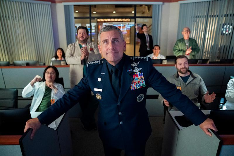 New Steve Carell Show Space Force Hits Netflix Late This Month