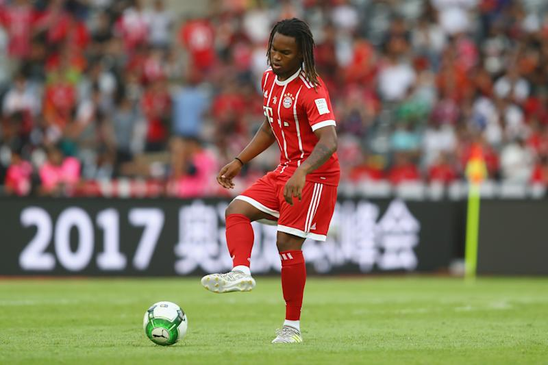 Bayern Munich midfielder Renato Sanches keen on AC Milan move