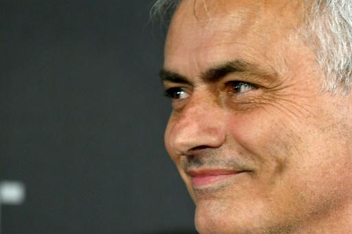 Jose Mourinho is back in the Premier League as manager of Tottenham