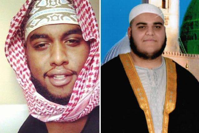 Melbourne man Yusuf Mohamed Yusuf (left) has fought with IS, so too has Hamza El Baf (right).