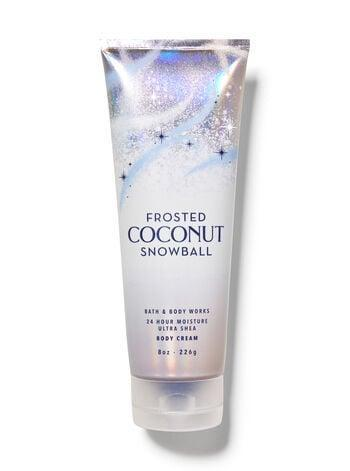 <p><span>Bath &amp; Body Works Frosted Coconut Snowball Ultra Shea Body Cream</span> ($9, originally $15)</p>