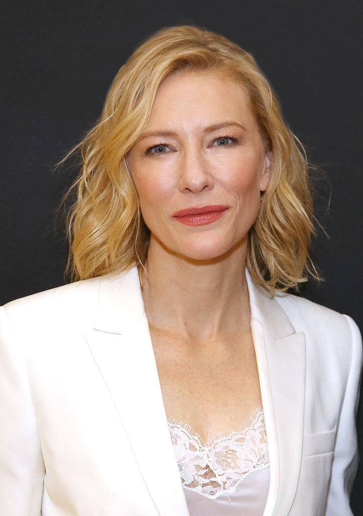 Cate Blanchett in New York City December 2016
