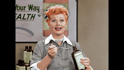 I Love Lucy - Lucy Does A TV Commercial