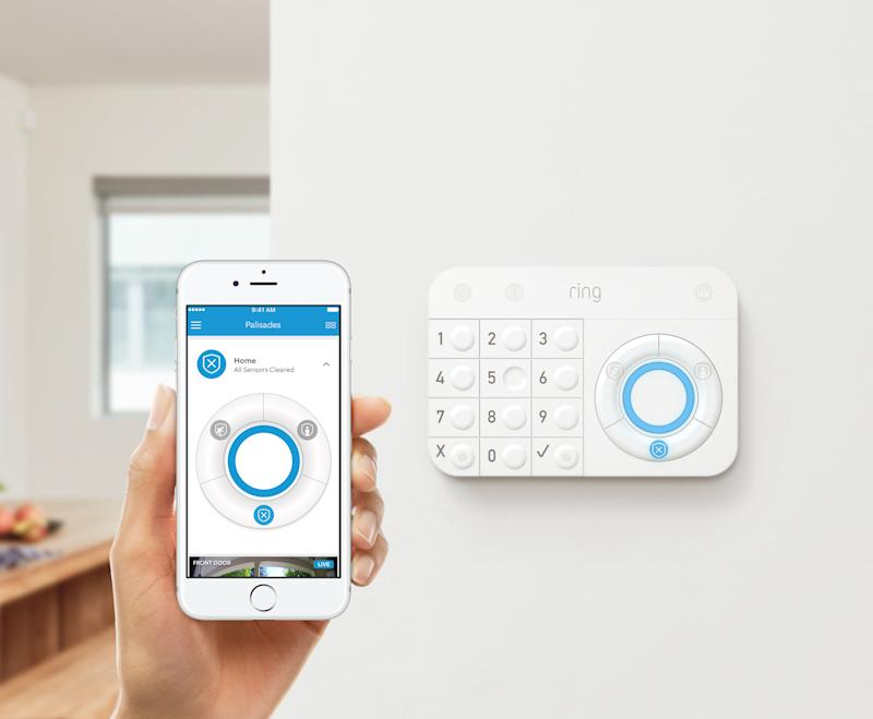 Ring's $199 security system will finally ship next month