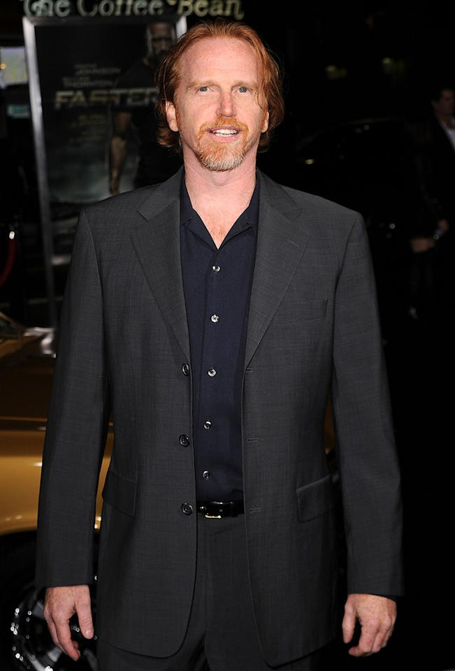 "<a href=""http://movies.yahoo.com/movie/contributor/1800043752"">Courtney Gains</a> at the Los Angeles premiere of <a href=""http://movies.yahoo.com/movie/1810147419/info"">Faster</a> on November 22, 2010."
