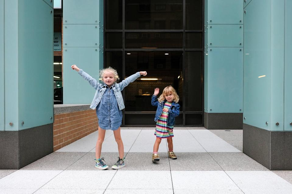 <p>Let your little ones (boys and girls are both invited!) strut their stuff. Make a runway out of kraft paper or a rug runner and get the music pumping. Give points for the best runway walks and the most creative outfits!</p>