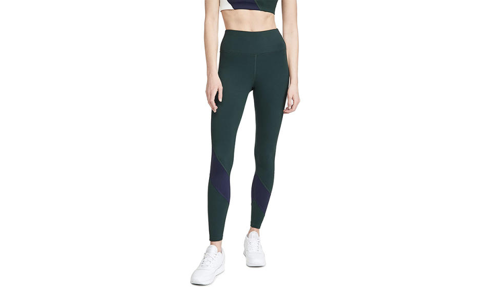 A splurge, but one you'll never regret—these comfy high-waisted sport leggings are great for workouts, errands, and Zoom calls. (Photo: Amazon)