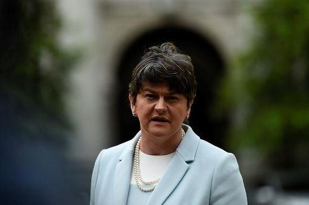 Role of DUP, new partner in UK government