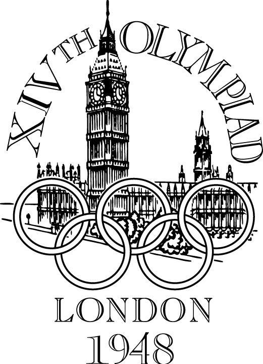 <p>London Summer Games in 1948. (IOC)</p>