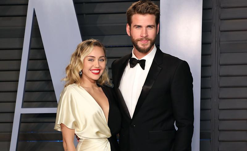 Miley Cyrus Had the Best Response to Rumors She and Liam Hemsworth Are Splitting
