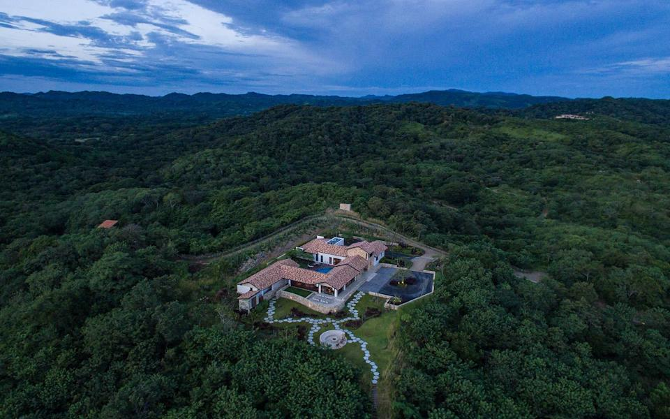 """<p>Nicaragua's brand-new resort, <a rel=""""nofollow noopener"""" href=""""http://www.nekupe.com/"""" target=""""_blank"""" data-ylk=""""slk:Nekupe Sporting Resort and Retreat"""" class=""""link rapid-noclick-resp"""">Nekupe Sporting Resort and Retreat</a> sits in a Jurassic Park-like jungle 30 minutes outside of Granada. The eight-room luxury property is intimate enough to give siblings some serious bonding time, but won't make you feel like you're sharing a backseat on a never-ending family road trip. The resort is located on a 1,300-acre nature reserve. Spend days exploring the jungle on a horseback, on foot, or on ATV (one comes with each guest room). There's also a private spa, restaurant, swimming pool, tennis courts, gardens, yoga classes, cooking and cocktail lessons, bird and wildlife watching, and plenty of places to chill out and talk about your odd extended family.</p>"""