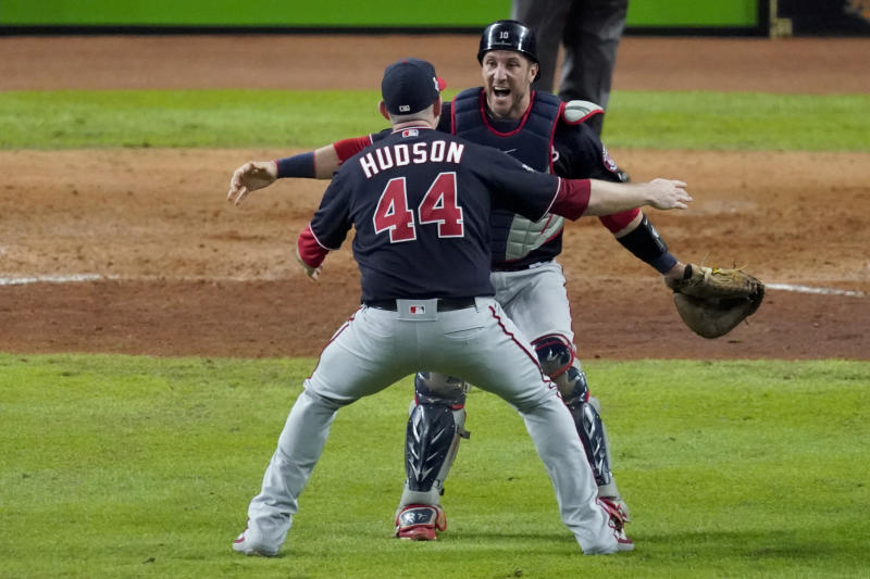 Daniel Hudson reportedly returning to Nationals on two-year deal