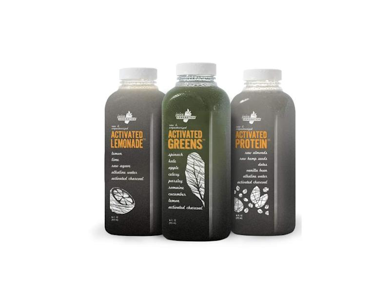 best probiotic products - juice generation activated charcoal drinks