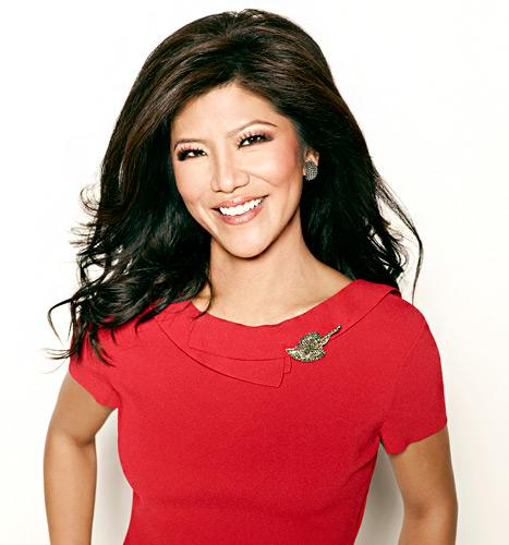 "Julie Chen on Her Plastic Surgery Confession: My Parents ""Could Not Be More Proud of Me"""