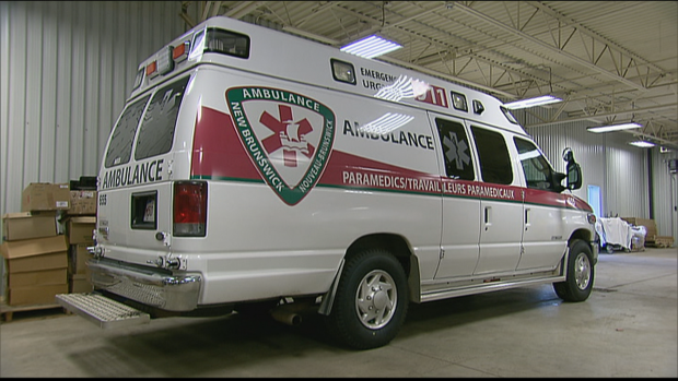 The Canadian Union of Public Employees wants a long-term solution to the shortage of paramedics in New Brunswick. (CBC - image credit)
