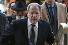 'He grabbed my breast and masturbated', says Harvey Weinstein's final accuser