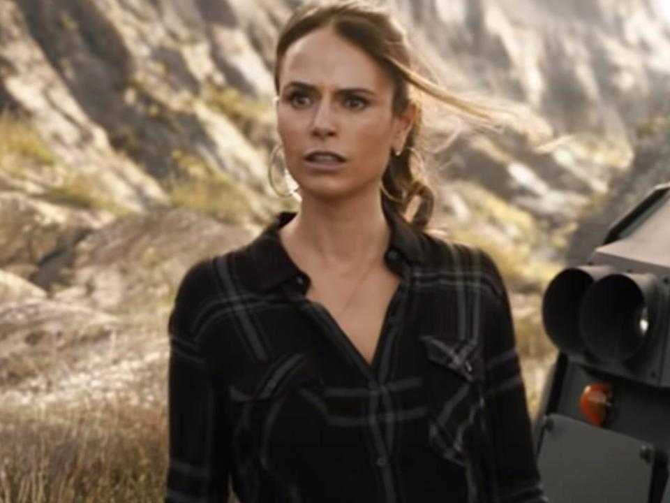 """Jordana Brewster as Mia in """"Fast and Furious 9."""""""