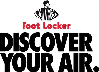 Foot Locker Launches Your New 'Discover Your Launches Air' Campaign Announcing 8e860d