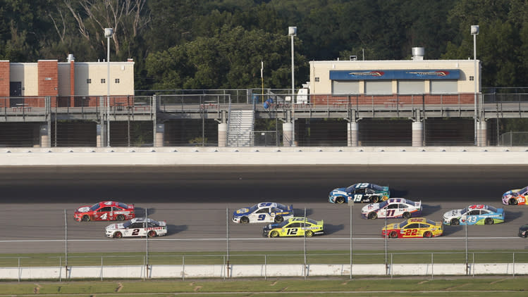 NASCAR live stream: How to watch Sunday's Cup Series race at Michigan