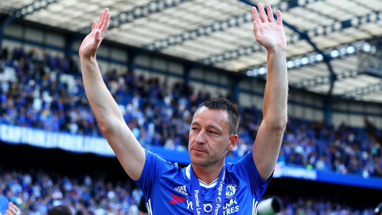 Tim Sherwood insists the size of Aston Villa should help them to attract John Terry after his decision to leave Chelsea.