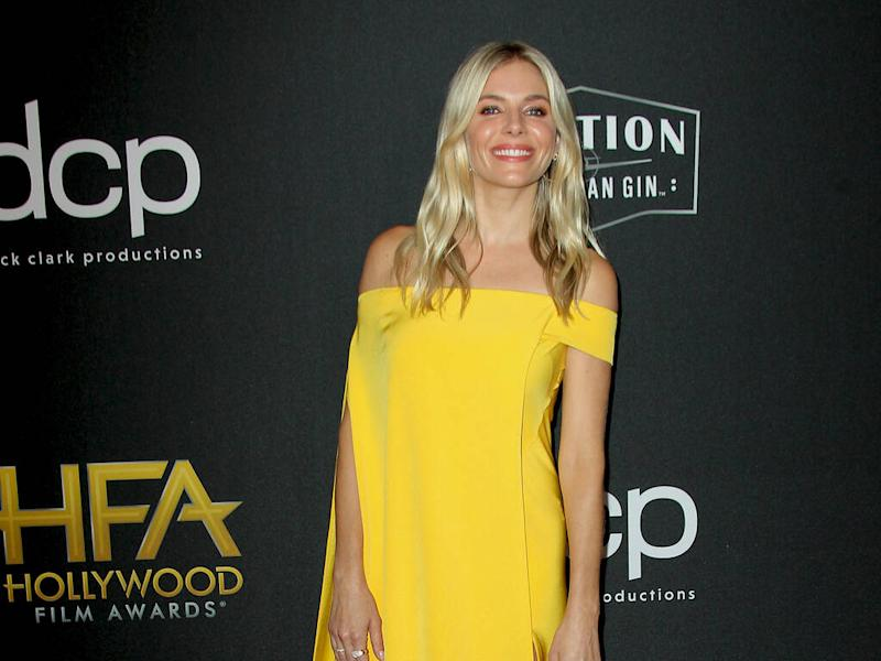 Sienna Miller 'didn't care' about appearance in 21 Bridges