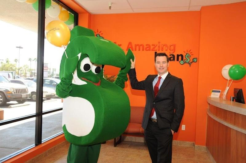 Paul Mathieson, IEG Holdings Corporation Chairman, Announces Mr. Amazing Loans' Growth Rate Faster Than Australia