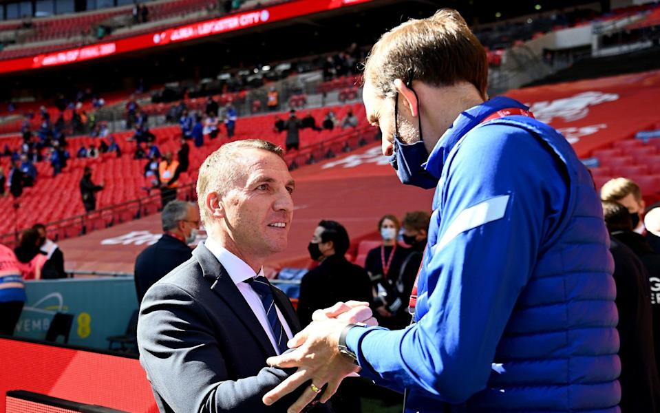 Chelsea v Leicester City: The Emirates FA Cup Final - Getty Images